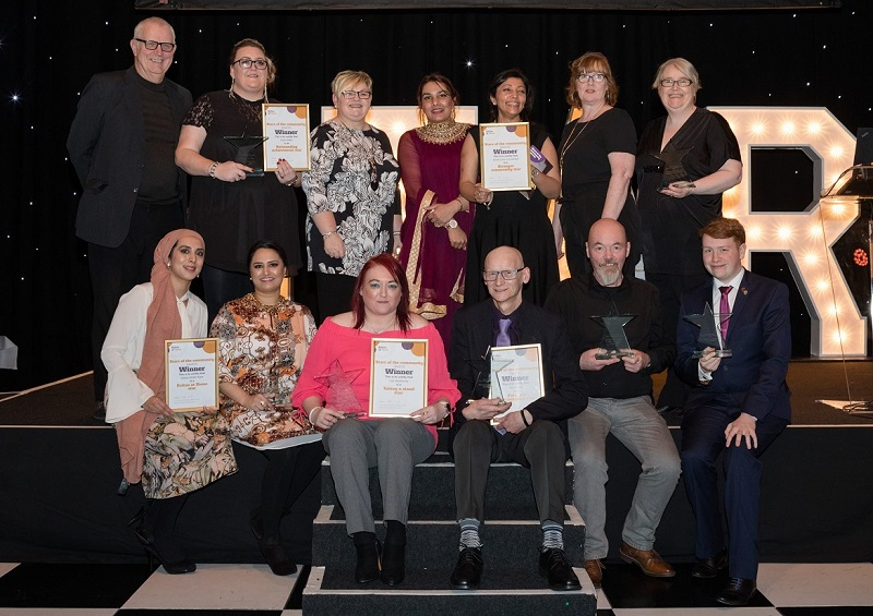 Bolton at Home Stars of the Community Group Winners