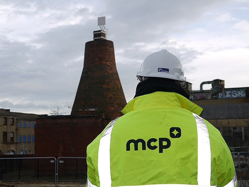 MCP operative at cementation furnace