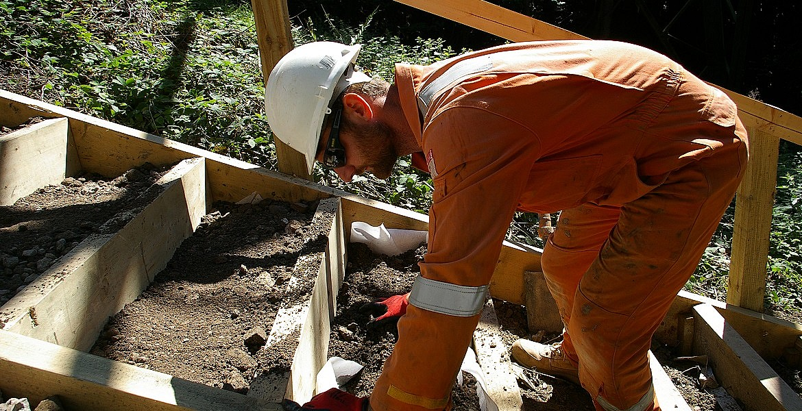 MCP Operative working to improve access and egress